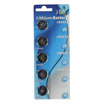 CR2032 3 V lithium battery